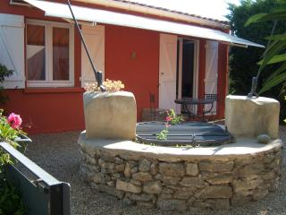 la cour au jasmin little holiday house near Carcassonne - Aude vacation rentals