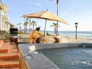 Oceanfront home with Jacuzzi, Bikes & BBQ! - Manhattan Beach vacation rentals
