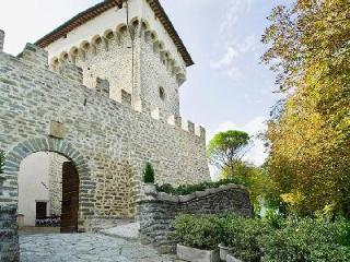 Amazing Castello Ducale is a restored and renovated castle surrounded by forest - Umbria vacation rentals