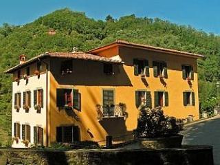 Villa Talenti, Magnolia Ap.Bagni di Lucca,Tuscany - Tuscany - Lucca - Magnolia Apartment - Bagni Di Lucca - rentals