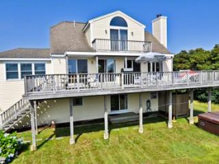 CONTEMPORARY TRI-LEVEL WITH HOT TUB NEAR SOUTH BEACH - KAT BHOW-04 - Martha's Vineyard vacation rentals
