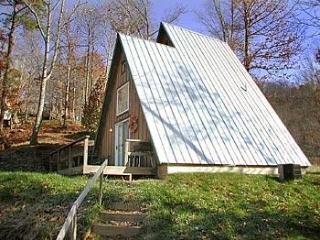 Honeymooners Choice - The Monteith Cabin - Bryson City vacation rentals
