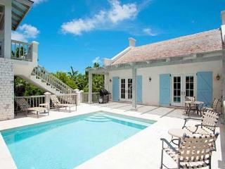 With beach access and a private pool, this villa is also adjacent to a 2-story gazebo, perfect for taking in the ocean views. TNC NUT - Grace Bay vacation rentals