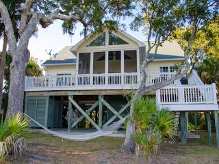 """Edisto Bliss"" - Ocean Views and a Private Dock - Edisto Island vacation rentals"