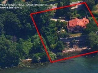 Elegant mansion on the lakeshore - Laveno-Mombello vacation rentals