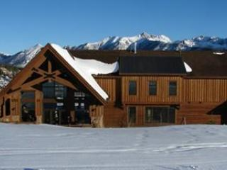 Incredible Ski-in/Ski-out Gem! Diamond Hitch - Image 1 - Big Sky - rentals