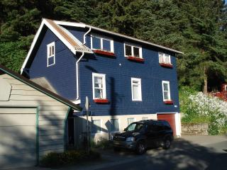 Juneau Rainforest Cottage - Alaska vacation rentals