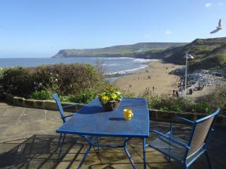 Ocean View - near beach with stunning sea views! - Robin Hood's Bay vacation rentals