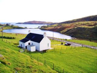 Harris White Cottage romantic break with sea views - Isle of Harris vacation rentals