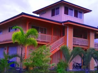Private studios at Coconut Palms near Kehena Beach - Pahoa vacation rentals