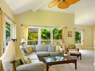 Regency 621 - Central AC, 3 bedroom/3 bath within walking distance to Poipu Beach! Pool, hot tub. - Poipu vacation rentals