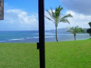 Sealodge D1: Oceanfront, private, more like a cottage than a condo! - Princeville vacation rentals