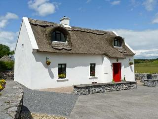 BALLYGLASS THATCHED COTTAGE, pet friendly, character holiday cottage, with a garden in Roscommon, County Roscommon, Ref 10139 - Roscommon vacation rentals