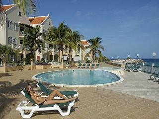 "3 bedroom oceanfront penthouse ""Port Bonaire"" - Kralendijk vacation rentals"