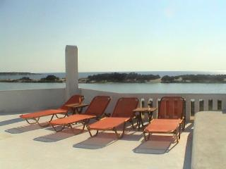 Naxos Waterfront Villa with Pool and Panorama View - Kastraki vacation rentals