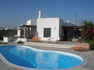 Naxos Waterfront Villa with Pool and Panorama View - Kastraki vacation rentals