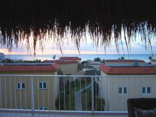 Casa Dana, Sunsets from your Terrace Lounge - Cozumel vacation rentals