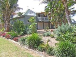 House from Beach - Beachfront Zilzie Holiday Homes Capricorn Coast - Zilzie - rentals