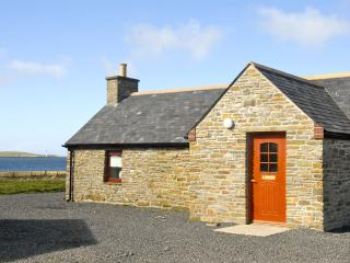 Buxa Farm Croft House in Orphir on the waterfront - Orphir vacation rentals