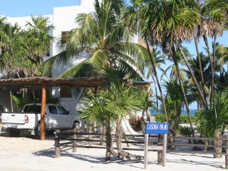 Secluded Luxury Villa with Wide Private Beachfront - Majahual vacation rentals