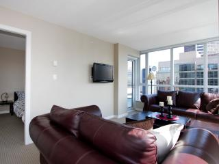 D30 - 2 BR Corner suite with views in downtown - Vancouver vacation rentals