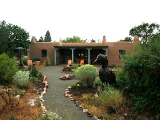 Casa Nova: Stunning adobe home and guest house - Santa Fe vacation rentals