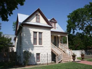 Baines House Bed and Breakfast - Downstairs Suite - Fredericksburg vacation rentals