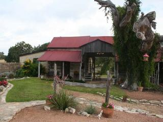 Clear Springs Log Cabin - Texas Hill Country vacation rentals