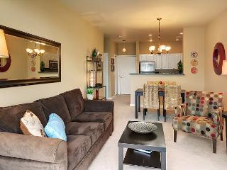 Spacious One Bedroom Condo with Water and City View- Sea to Sky Rentals! - Seattle vacation rentals