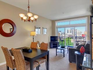 Spacious One Bedroom Condo with Water and City View - 10% off August 2016! - Seattle vacation rentals