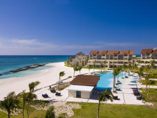 Luxury 1st Line Beach Apartment in Cap Cana - La Altagracia Province vacation rentals