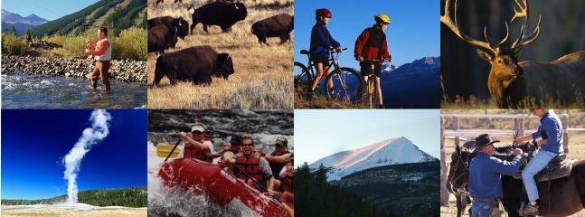 Gateway to Yellowstone Nat'l Park - Gateway to Yellowston National Park - Big Sky - rentals