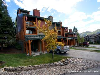 Moraine Town Home #23 - Steamboat Springs vacation rentals