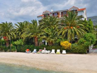 VILLA PALMS-Amazing beach accommodation by Split - Split vacation rentals
