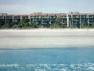 Ocean One 119 - Relaxing Oceanfront 1st Floor Condo - Hilton Head vacation rentals