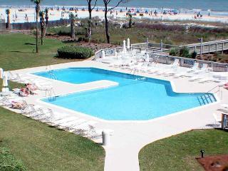Ocean One 323 - Oceanfront 3rd Floor Condo - Hilton Head vacation rentals