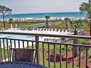 Ocean One 319 - Oceanfront 3rd Floor Condo - Hilton Head vacation rentals
