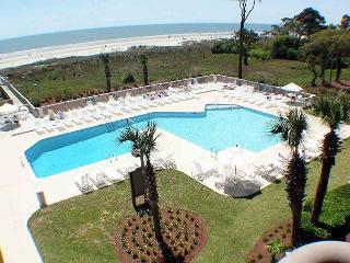 Ocean One 219 - Oceanfront 2nd Floor Condo - Hilton Head vacation rentals