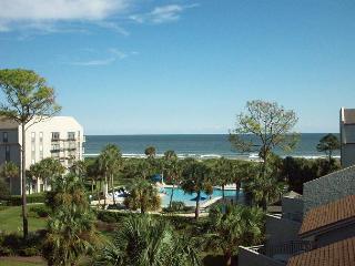 Shorewood 438 - Renovated in 2016- Oceanview 4th Floor Condo - Hilton Head vacation rentals