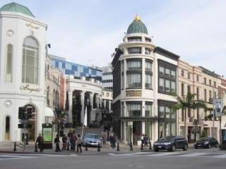 Next to Rodeo Dr., up to 8 people, great location - Beverly Hills vacation rentals