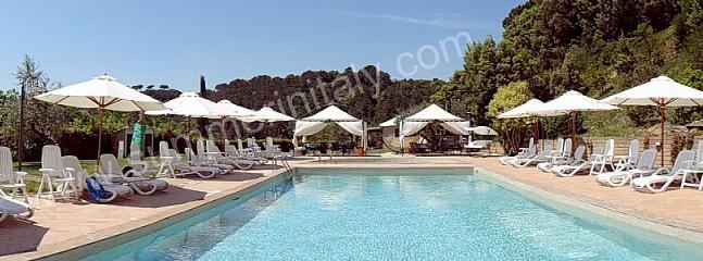 Casa Gladiolo G - Image 1 - Riparbella - rentals