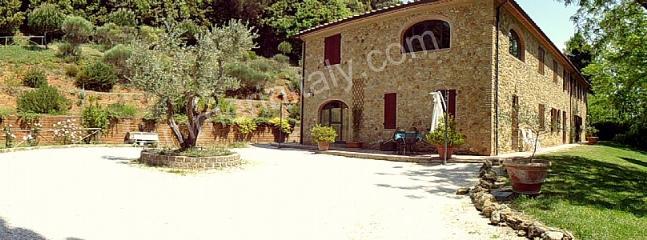 Casa Gladiolo B - Image 1 - Riparbella - rentals