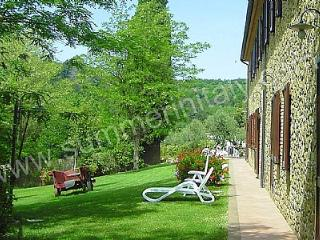 Comfortable House in Riparbella with Deck, sleeps 3 - Riparbella vacation rentals