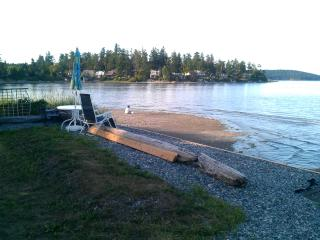 Eaglesnest Beachfront Vacation Home on Roberts Bay - Mill Bay vacation rentals