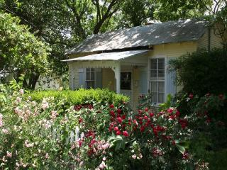 Baron's Creek Cottage - Fredericksburg vacation rentals
