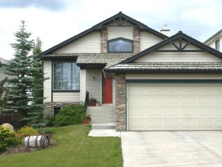 Gleneagles Private Home - 3 bedroom suite - Cochrane vacation rentals