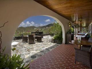 Allamanda Estate at Little Mountain Estate, Tortola - Ocean View, Pool, Ideal For Weddings, Honeymoo - Tortola vacation rentals