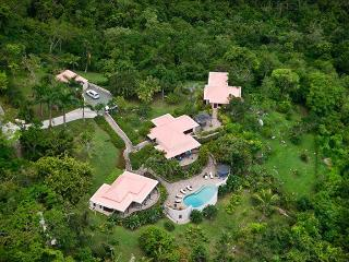Canefield House at Greenbank Estate, Tortola - Ocean View, Pool, Private - Tortola vacation rentals