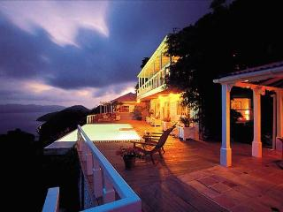 Toa-Toa House at Havers Hill, Tortola - Ocean View, Amazing Sunset View, Pool - Road Town vacation rentals