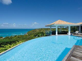 Villa Happy Bay at Happy Bay, Saint Maarten - Ocean View, Pool, Walking Distance To Beach - Sint Maarten vacation rentals